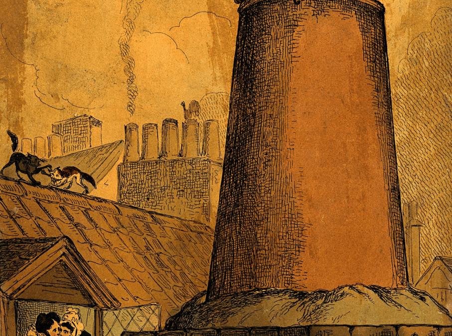 Historie kominictví