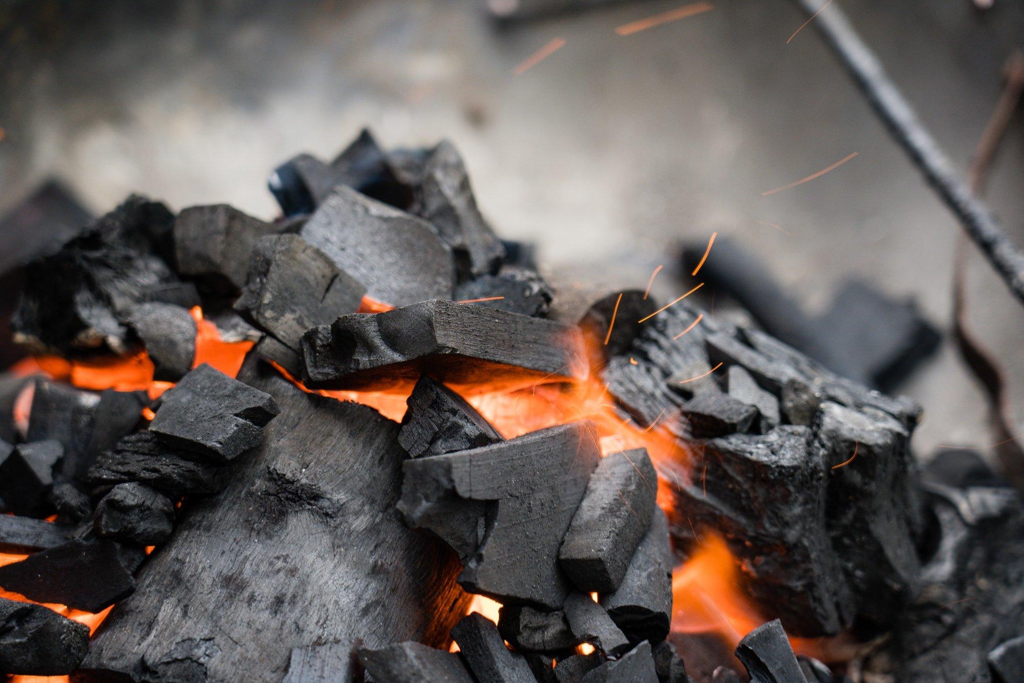 Uhlí a oheň