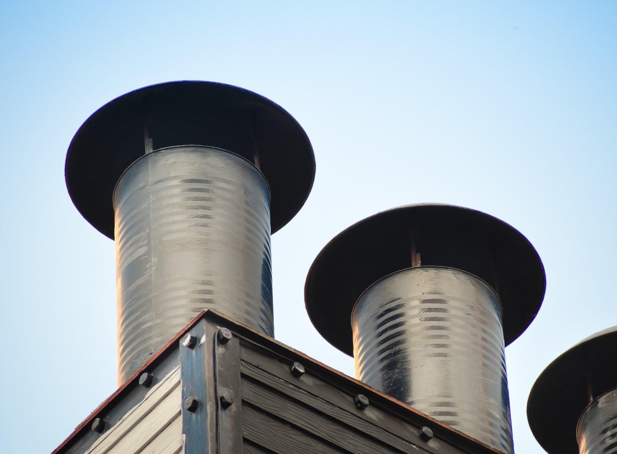 Nerezové komíny